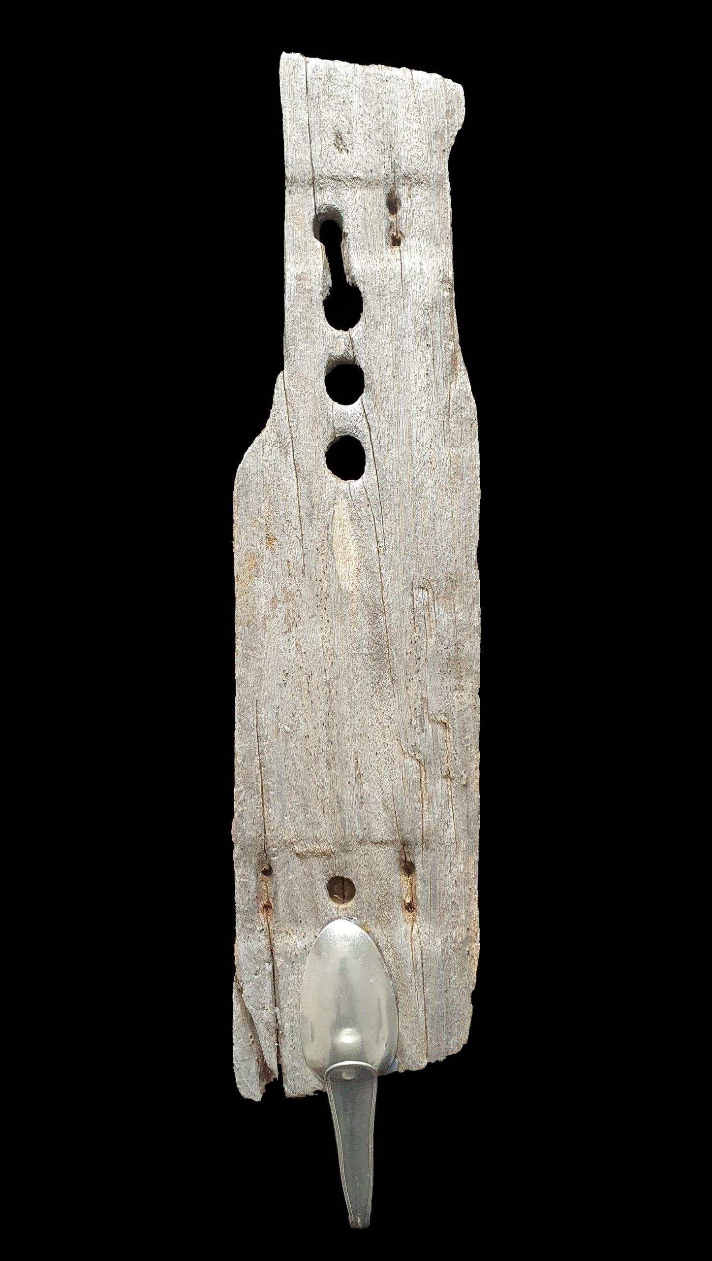 wood art by Calla Hueppe, Claudie Hamburg, Gezeiten-Hölzer